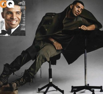 N.I.C.E. COLLECTIVE : GQ MAGAZINE : Dec. 2010 N.I.C.E Combat Boot DRAKE
