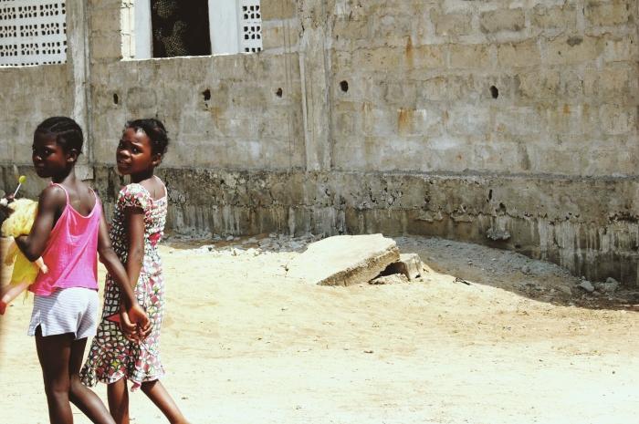 Congo Town, Liberia | December 2014 (M. Aggrey)