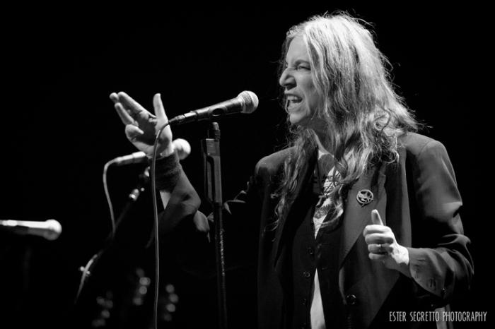 Patti Smith — Ester Segretto Photography